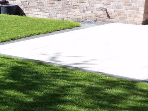 Feinsteinzeug terrassen for Hersteller poolfolien